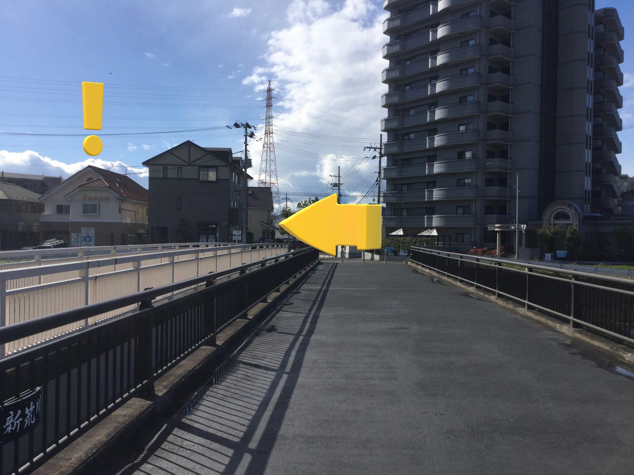富沢駅からの道順