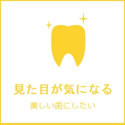歯をきれいにしたい